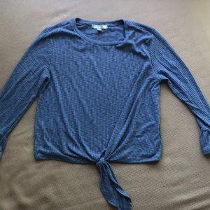 Tops - Blue long sleeve